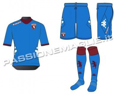 Torino terza divisa leak 2012-13