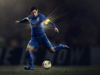 Seconda maglia Brasile 2012-2013 Nike
