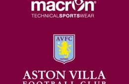Partnership Aston Villa-Macron