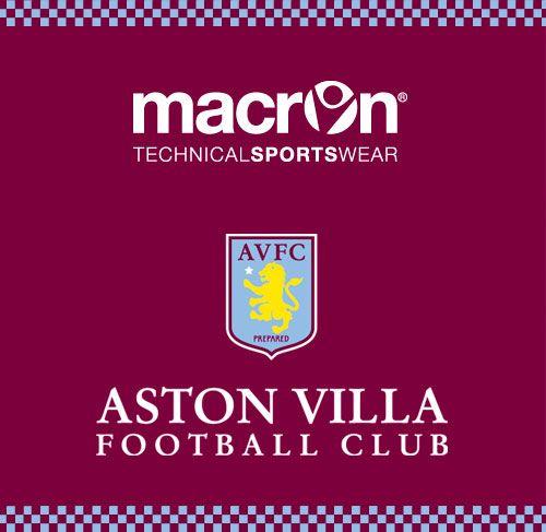 Partnership Aston Villa-Macron