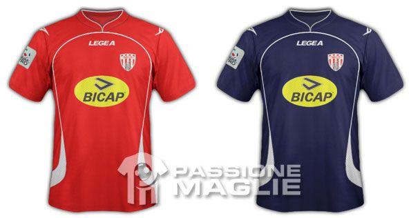 Barletta maglie Lega Pro 2011-2012