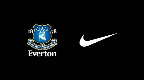 Everton Nike contratto