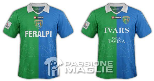 Feralpi Salò prima maglia 2011-2012