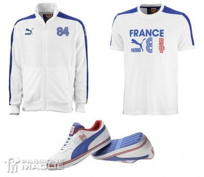 Francia 84 Puma Football Archives