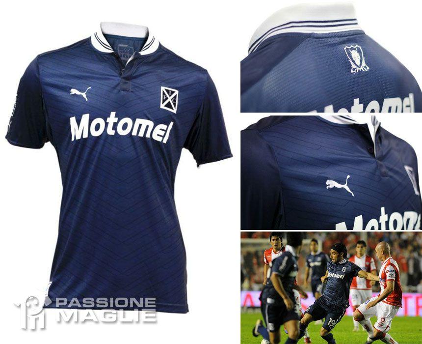 Independiente terza maglia blu 2012 Puma