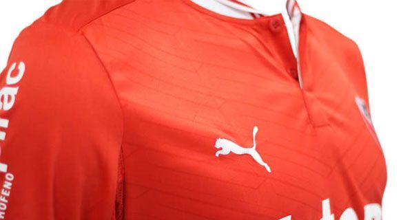 Independiente maglia Puma 2012