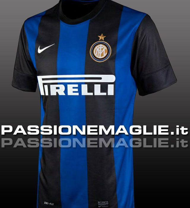 Inter maglia 2012-2013 leak