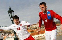 Maglie Repubblica Ceca per Euro 2012