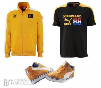 Holland 88 Puma Archives Collection