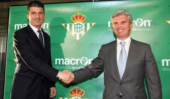 Gianluca Pavanello con Miguel Guillem