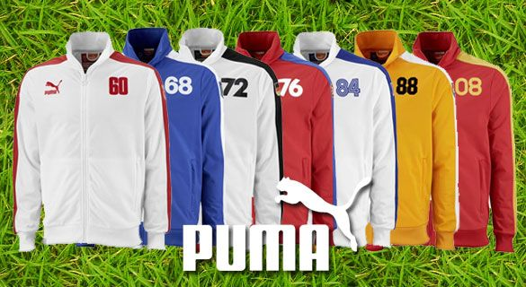 Puma Archives Collection Europei