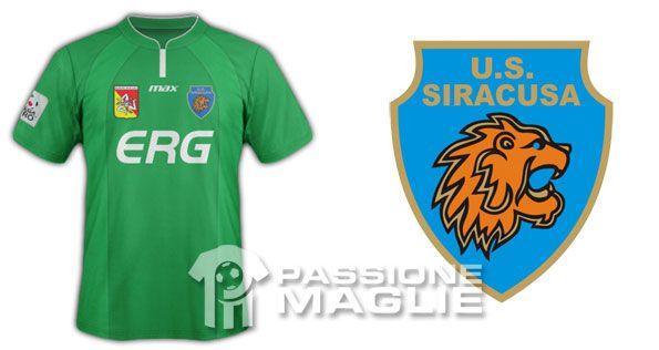 Siracusa terza maglia 2011-2012