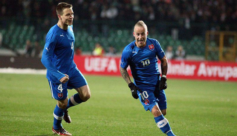 Slovacchia-Turchia 2012