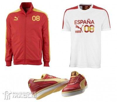 Spagna 08 Football Archives collezione