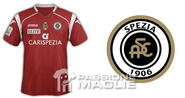 Terza maglia AC Spezia 2011-2012