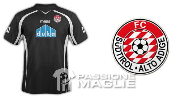 Sudtirol Calcio terza maglia