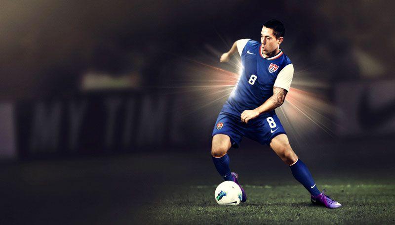 Casacca da trasferta USA Nike 2012-2013