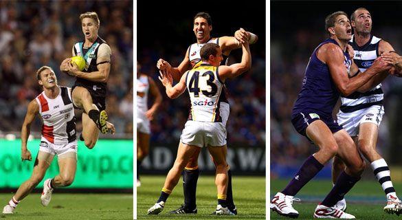 Football australiano 2012 AFL