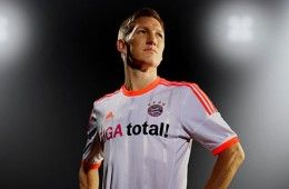 Bayern Monaco away 2012-13