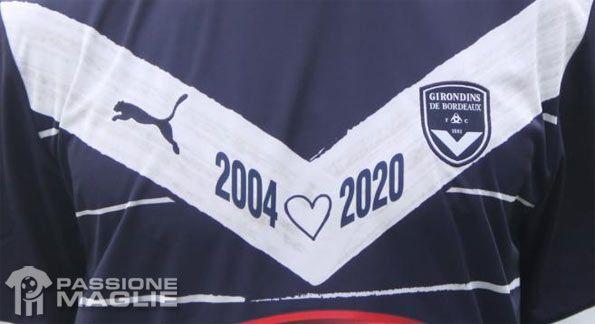 Rinnovo Puma-Bordeaux 2004-2020