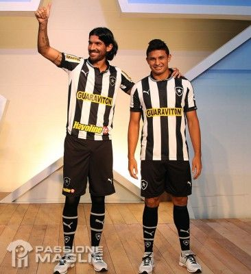 Botafogo home 2012 Puma