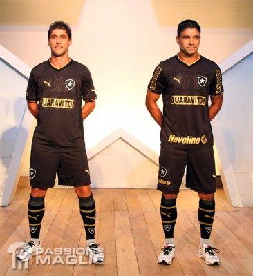 Botafogo divisa trasferta 2012