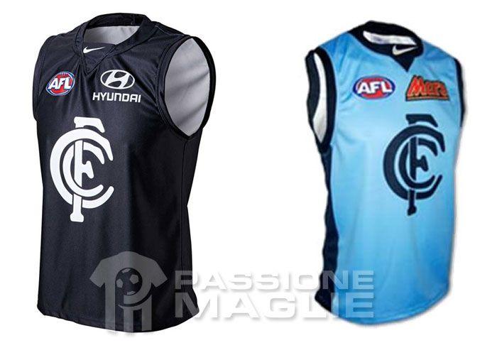 Carlton guernsey 2012 Nike