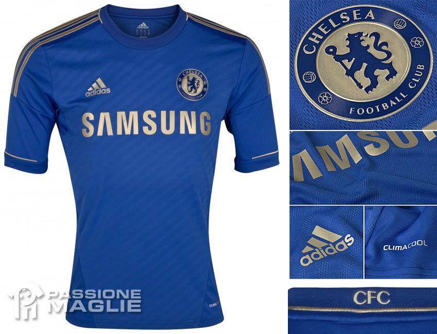 Chelsea prima maglia 2012-2013 adidas