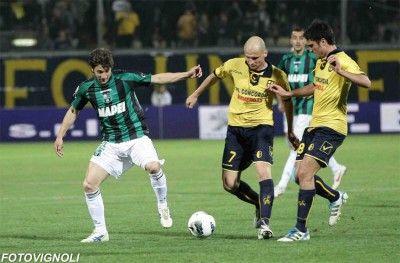 Modena-Sassuolo derby centenario