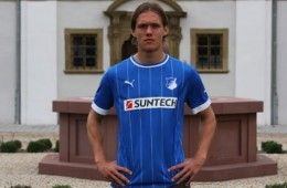 Hoffenheim kit 2012-2013