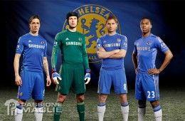 Maglie Chelsea 2012-2013 adidas