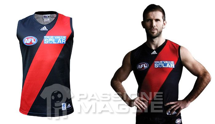 AFL Essendon guernsey 2012