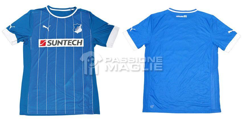 Hoffenheim maglia home 2012-2013 Puma