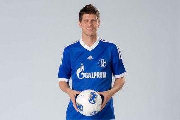 Huntelaar maglia 2012-2013 Schalke 04