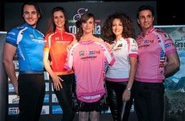 Maglie Giro d'Italia 2012