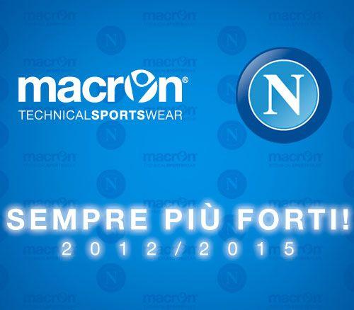 Rinnovo Macron-Napoli 2012-2015