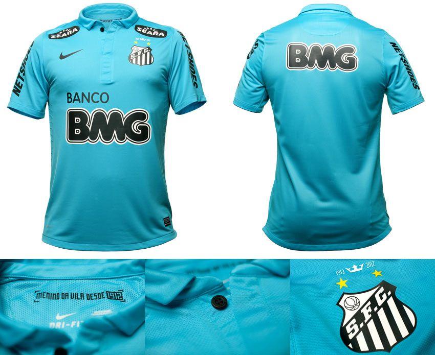 Santos terza maglia 2012 Nike