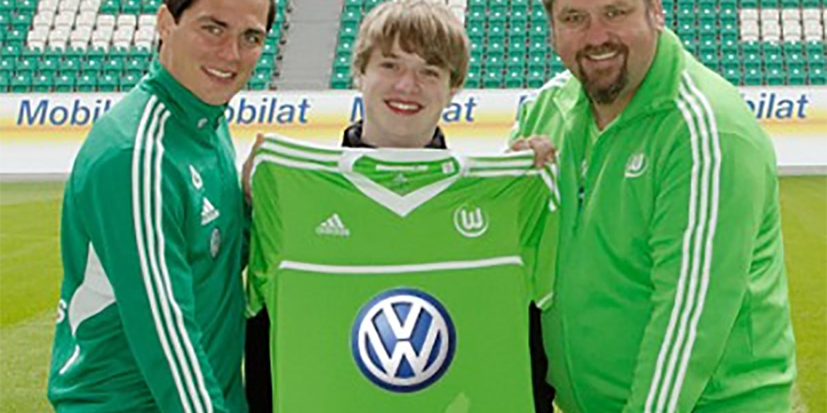 Wolfsburg kit 2012-2013