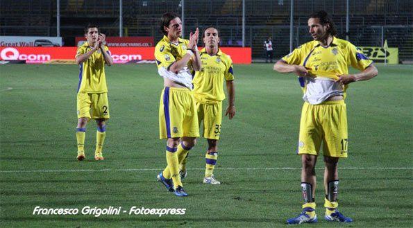 Hellas Verona-Albinoleffe in Serie B 2011-2012