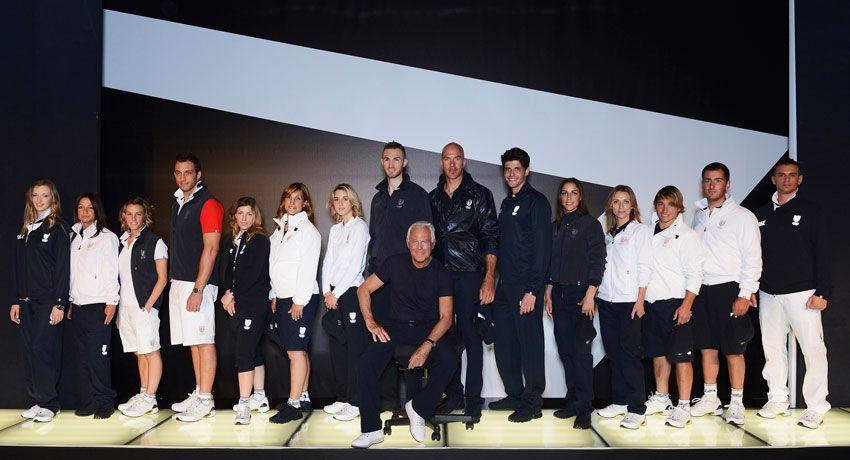 Collezione Emporio Armani Olimpiadi 2012