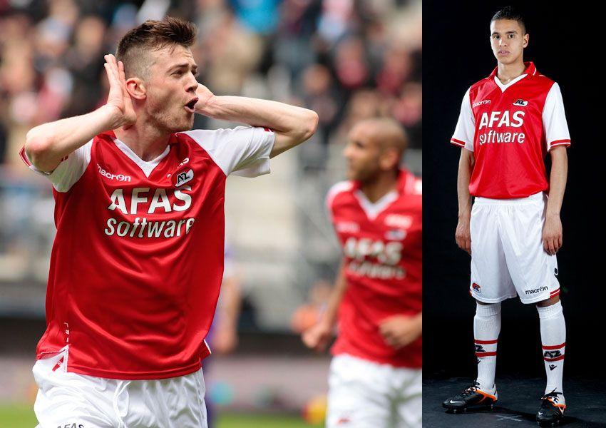 Prima maglia AZ Alkmaar 2012-2013