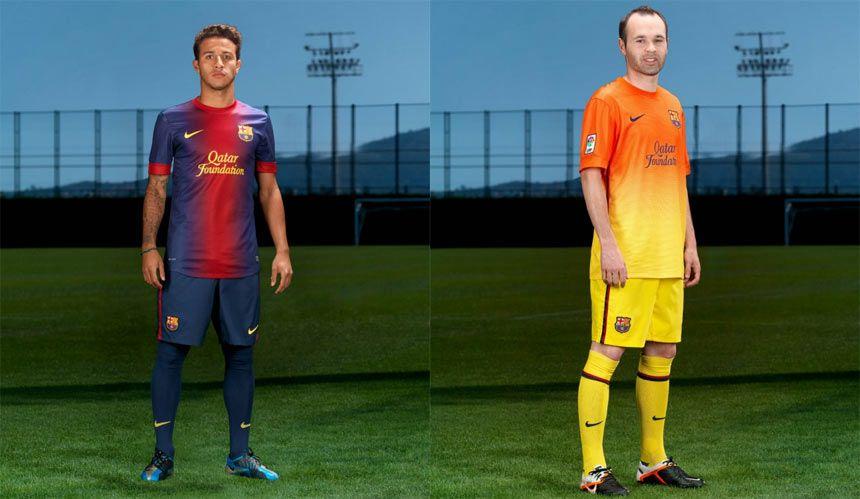 Kit 2012-2013 Barcellona