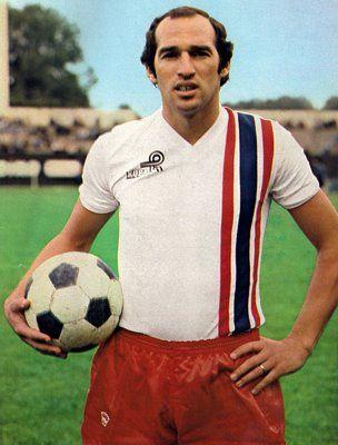 Bianchi con il PSG anni '70