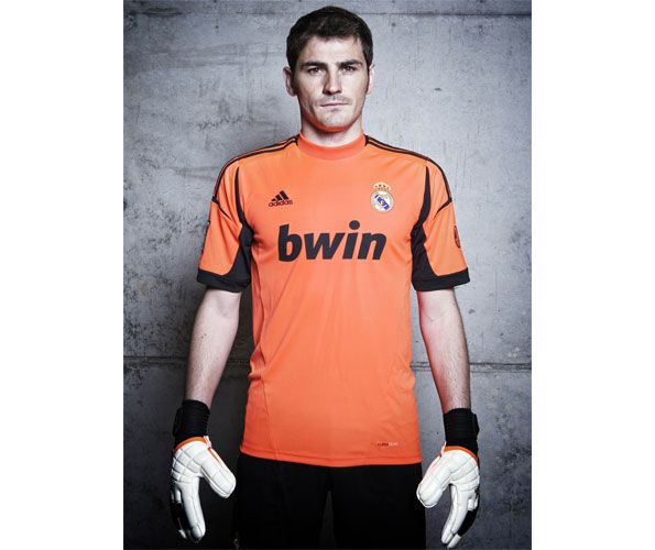 Maglie portiere Real Madrid 2012-2013 adidas