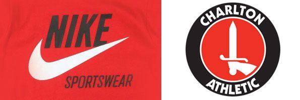 Charlton - Nike