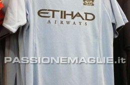 Manchester City 2012-2013 home leak