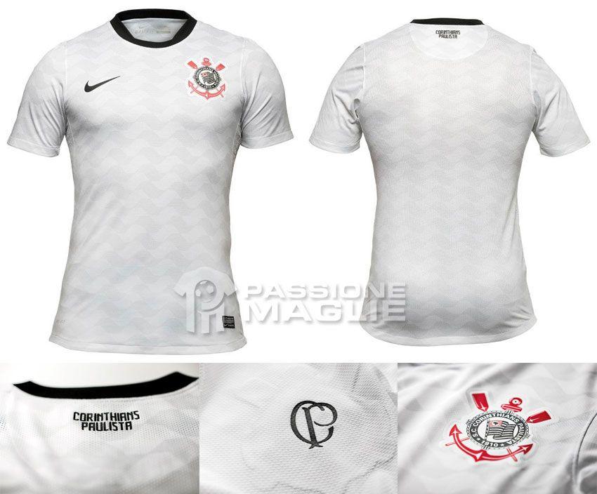 Prima maglia Corinthians 2012
