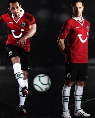 Kit Hannover 96 2012-2013