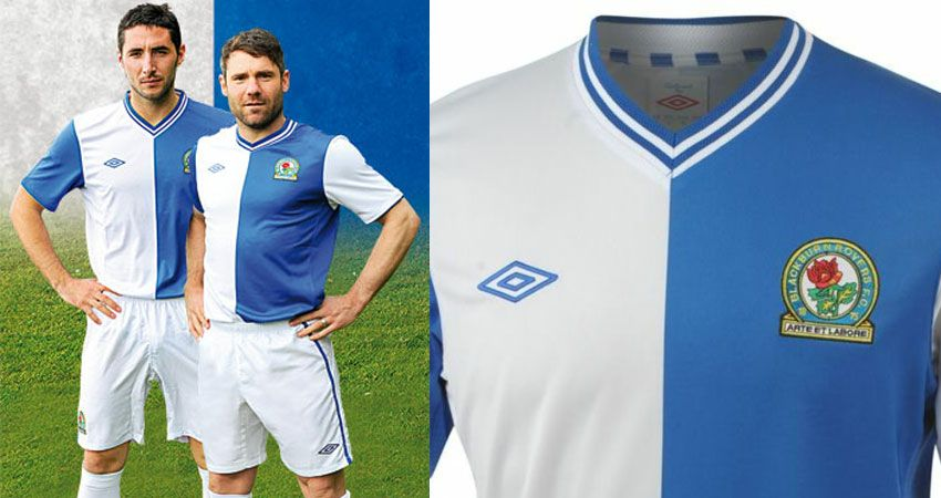 Divisa home Blackburn Rovers Umbro