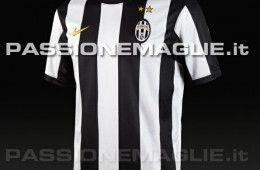 Anteprima maglia Juventus home 2012-2013